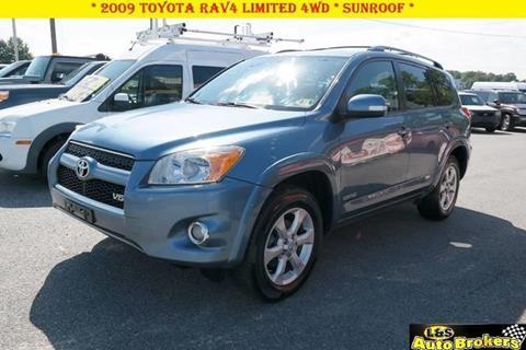 2009 Toyota RAV4 for sale at L & S AUTO BROKERS in Fredericksburg VA