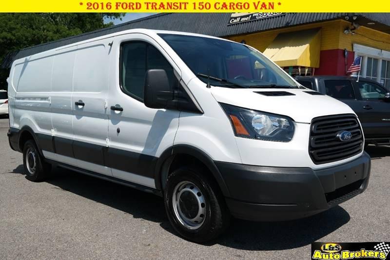 2016 Ford Transit Cargo 150 3dr LWB Low Roof Cargo Van w/60