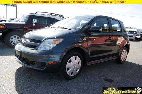 2006 Scion xA for sale at L & S AUTO BROKERS in Fredericksburg VA