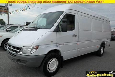 2005 Dodge Sprinter Cargo for sale in Fredericksburg, VA