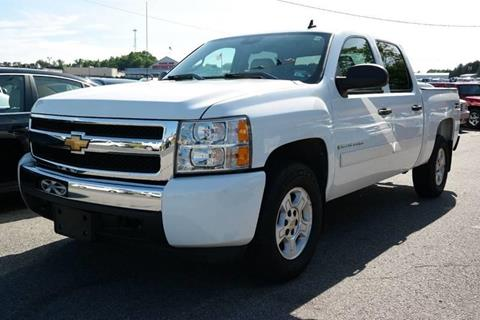 2008 Chevrolet Silverado 1500 for sale at L & S AUTO BROKERS in Fredericksburg VA