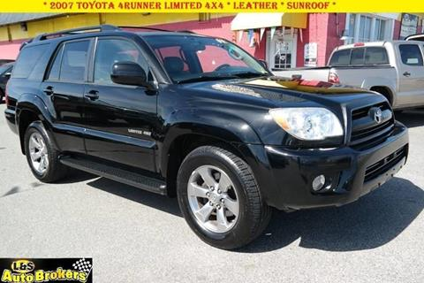 2007 Toyota 4Runner for sale at L & S AUTO BROKERS in Fredericksburg VA