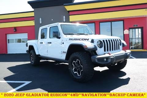 2020 Jeep Gladiator for sale in Fredericksburg, VA