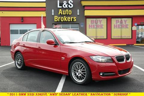 2011 BMW 3 Series for sale at L & S AUTO BROKERS in Fredericksburg VA