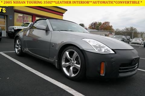 2005 Nissan 350Z for sale at L & S AUTO BROKERS in Fredericksburg VA