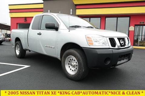 2005 Nissan Titan for sale in Fredericksburg, VA