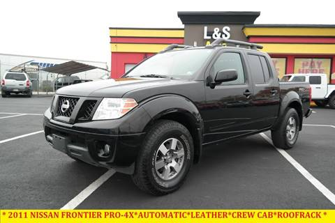 2011 Nissan Frontier for sale at L & S AUTO BROKERS in Fredericksburg VA