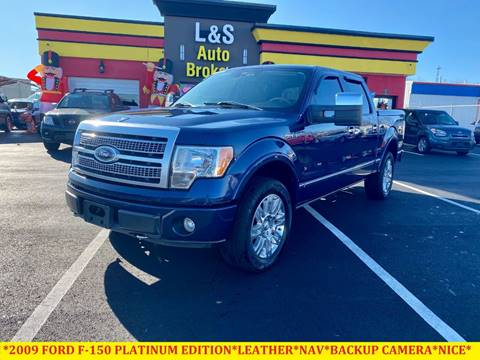 2009 Ford F-150 for sale at L & S AUTO BROKERS in Fredericksburg VA