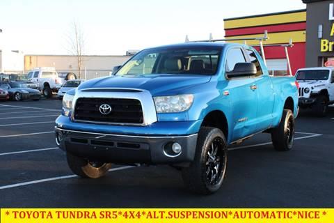 2008 Toyota Tundra for sale at L & S AUTO BROKERS in Fredericksburg VA