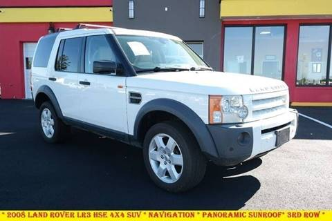 2008 Land Rover LR3 for sale at L & S AUTO BROKERS in Fredericksburg VA