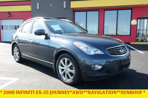 2008 Infiniti EX35 for sale at L & S AUTO BROKERS in Fredericksburg VA