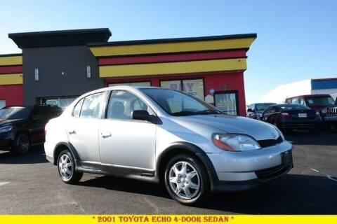 2001 Toyota ECHO for sale at L & S AUTO BROKERS in Fredericksburg VA