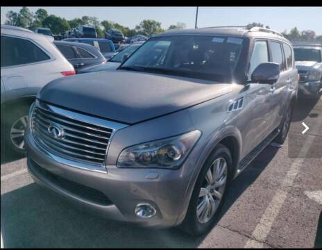 2012 Infiniti QX56 for sale at L & S AUTO BROKERS in Fredericksburg VA