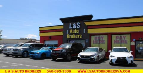 2006 Toyota Tacoma for sale at L & S AUTO BROKERS in Fredericksburg VA