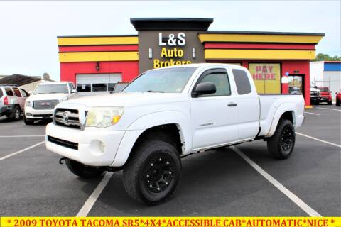 2009 Toyota Tacoma for sale at L & S AUTO BROKERS in Fredericksburg VA