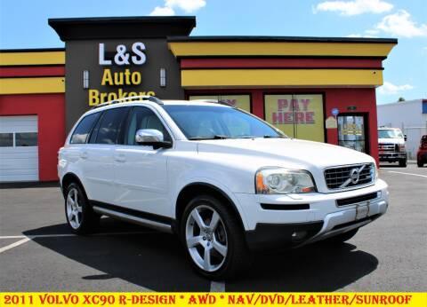 2011 Volvo XC90 for sale at L & S AUTO BROKERS in Fredericksburg VA