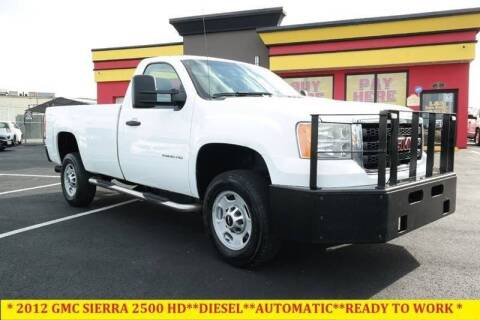 2012 GMC Sierra 2500HD for sale at L & S AUTO BROKERS in Fredericksburg VA