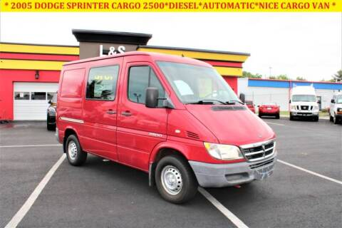 2005 Dodge Sprinter Cargo for sale at L & S AUTO BROKERS in Fredericksburg VA