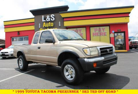 1999 Toyota Tacoma for sale at L & S AUTO BROKERS in Fredericksburg VA
