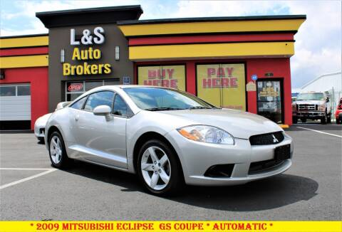 2009 Mitsubishi Eclipse for sale at L & S AUTO BROKERS in Fredericksburg VA