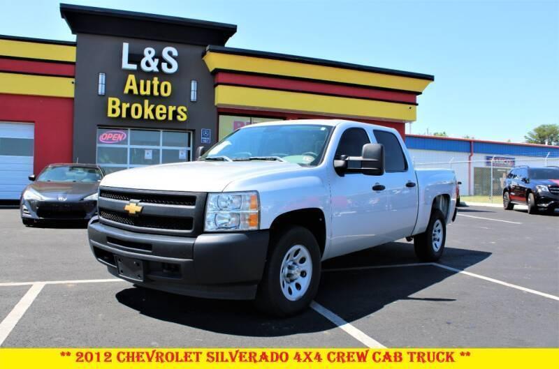 2012 Chevrolet Silverado 1500 for sale at L & S AUTO BROKERS in Fredericksburg VA
