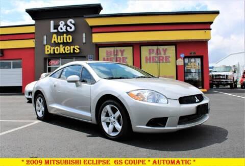 2009 Mitsubishi Eclipse for sale at L & S AUTO BROKERS in Fredericksburg VA