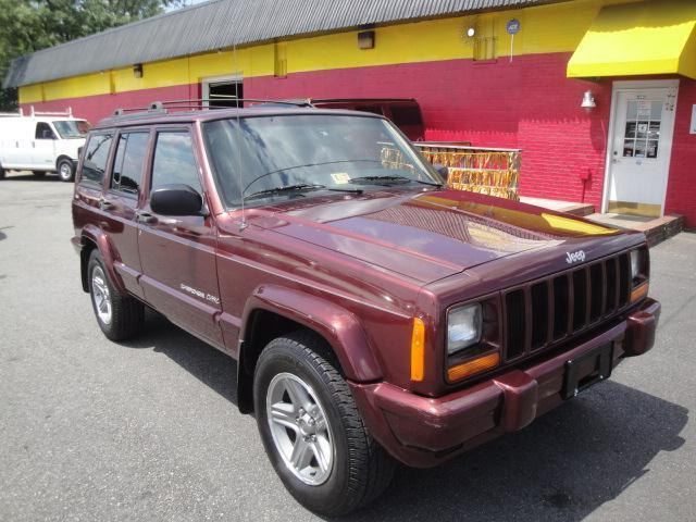 2000 jeep cherokee 4dr classic 4wd suv in fredericksburg va l s auto brokers. Black Bedroom Furniture Sets. Home Design Ideas