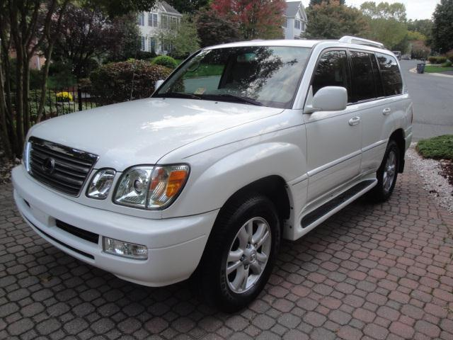 2005 lexus lx 470 4wd 4dr suv in fredericksburg va l s auto brokers. Black Bedroom Furniture Sets. Home Design Ideas