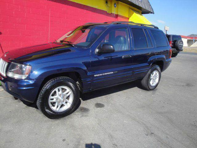 2004 jeep grand cherokee special edition leather 4wd in fredericksburg va l s auto brokers. Black Bedroom Furniture Sets. Home Design Ideas