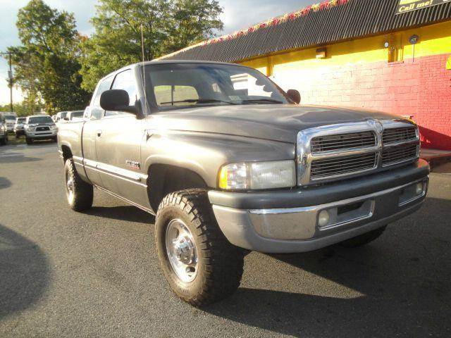 2002 dodge ram pickup 2500 slt quad cab long diesel in fredericksburg va l s auto brokers. Black Bedroom Furniture Sets. Home Design Ideas