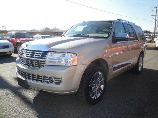 2008 Lincoln Navigator 4dr Suv 4wd In Fredericksburg Va L S Auto Brokers