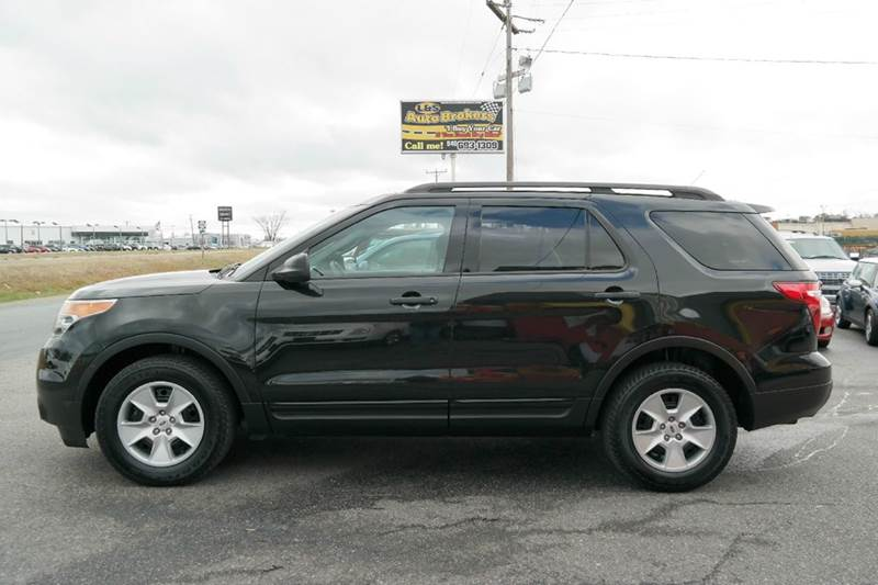 2013 ford explorer 3rd row low miles in fredericksburg va l s auto. Cars Review. Best American Auto & Cars Review