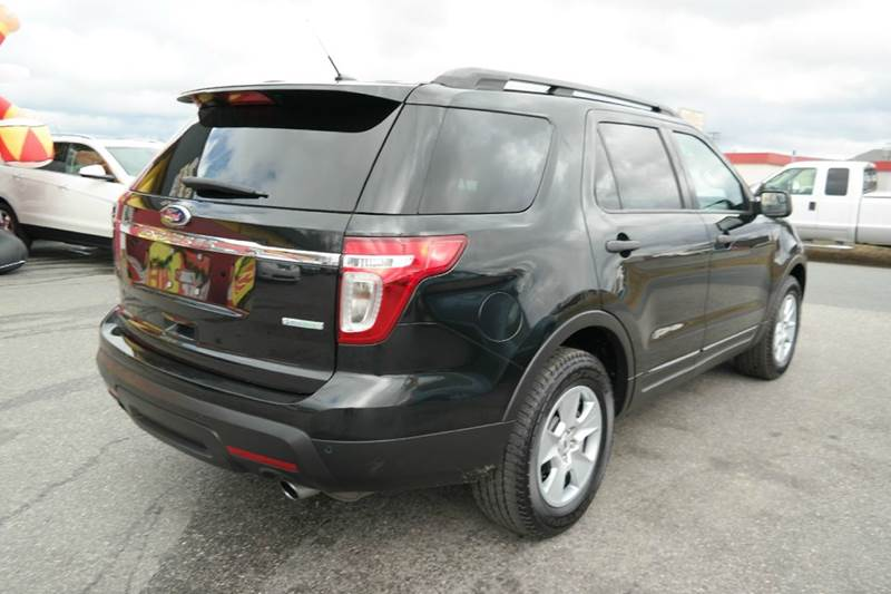 2013 ford explorer 3rd row low miles in fredericksburg va l s auto brokers. Black Bedroom Furniture Sets. Home Design Ideas