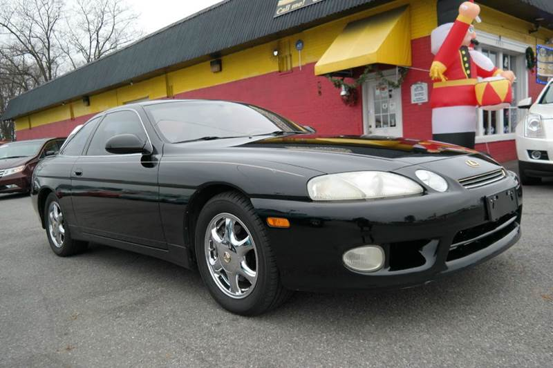 1997 lexus sc 400 sunroof in fredericksburg va l s auto brokers. Black Bedroom Furniture Sets. Home Design Ideas