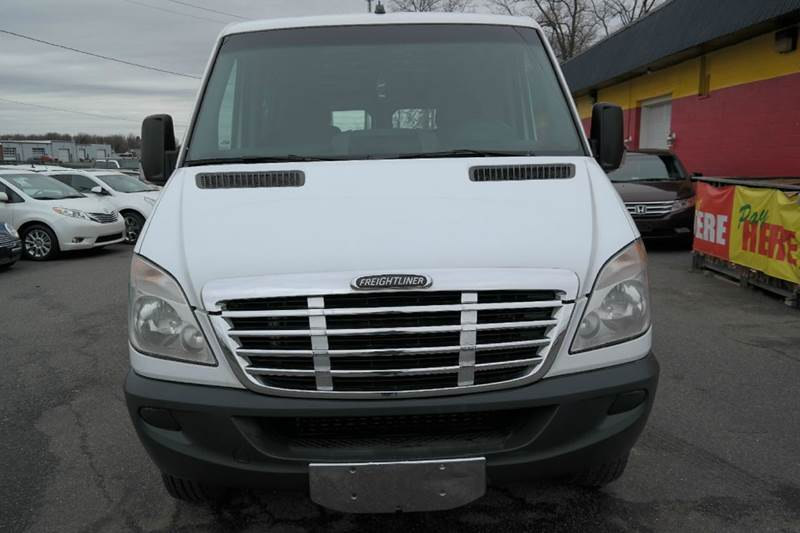 2010 mercedes benz sprinter cargo 2500 diesel 3dr for 2010 mercedes benz 2500