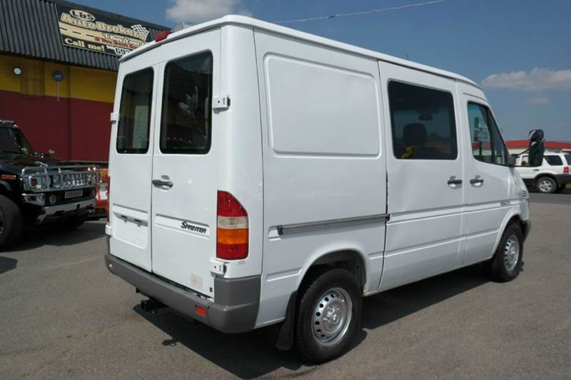2006 dodge sprinter cargo 2500 cargo van diesel in fredericksburg va l s auto brokers. Black Bedroom Furniture Sets. Home Design Ideas