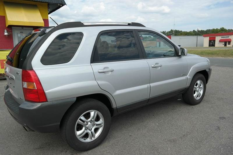 2007 kia sportage ex 4wd sunroof in fredericksburg va l s auto brokers. Black Bedroom Furniture Sets. Home Design Ideas