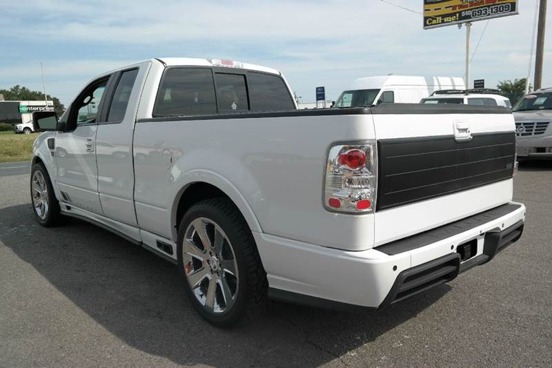 2007 ford f 150 saleen s331 supercharged in fredericksburg va l s auto brokers. Black Bedroom Furniture Sets. Home Design Ideas