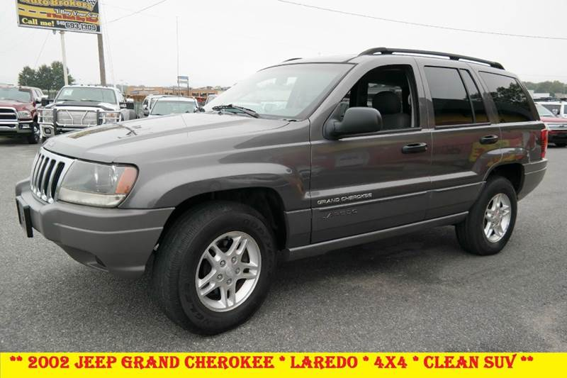 2002 jeep grand cherokee laredo 4dr 4wd suv in fredericksburg va l. Cars Review. Best American Auto & Cars Review