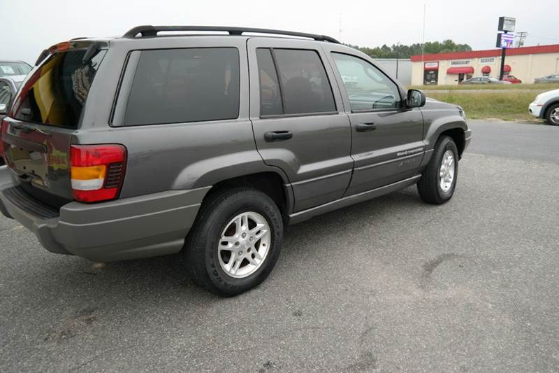 2002 jeep grand cherokee laredo 4dr 4wd suv in fredericksburg va l s auto brokers. Black Bedroom Furniture Sets. Home Design Ideas