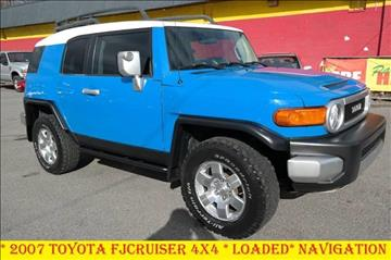 2007 Toyota FJ Cruiser for sale in Fredericksburg, VA