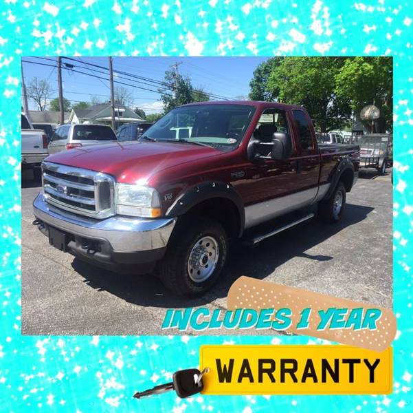 2004 Ford F-250 Super Duty 4dr SuperCab XLT 4WD SB - Dover PA