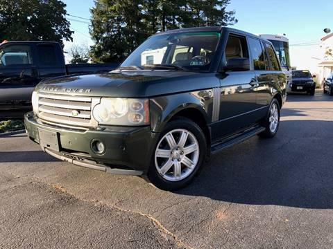 2006 Land Rover Range Rover for sale in Dover, PA