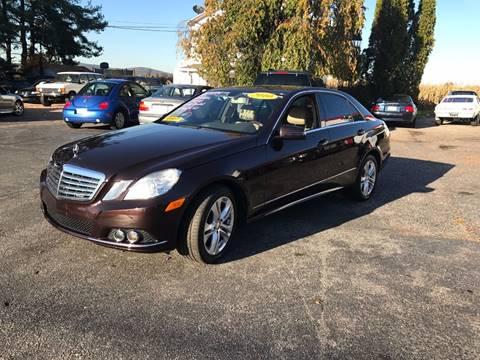 Mercedes benz e class for sale in pennsylvania for Mercedes benz for sale in pa