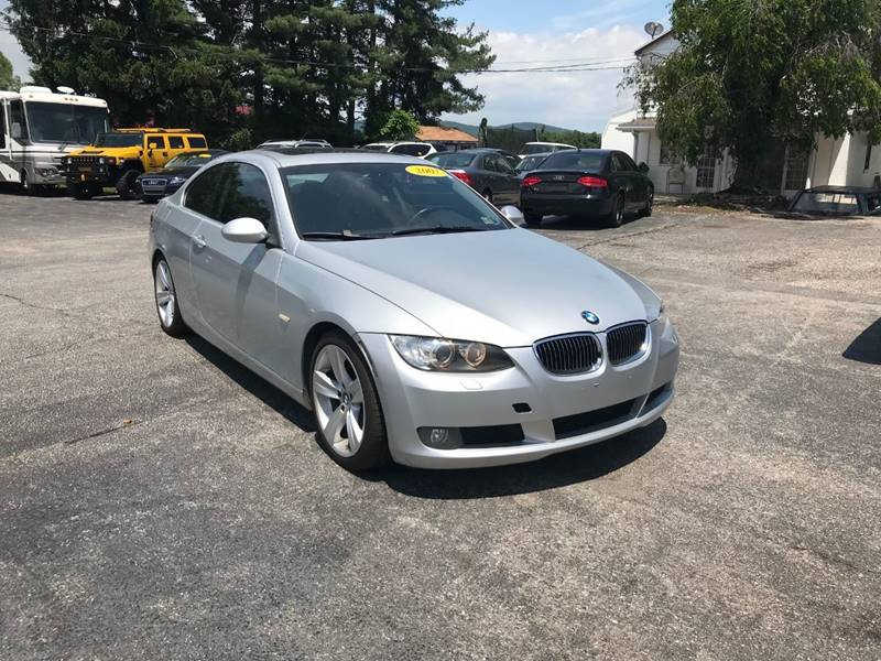 2007 Bmw 3 Series 328i 2dr Coupe In Dover Pa Lauer Brothers Auto Sales
