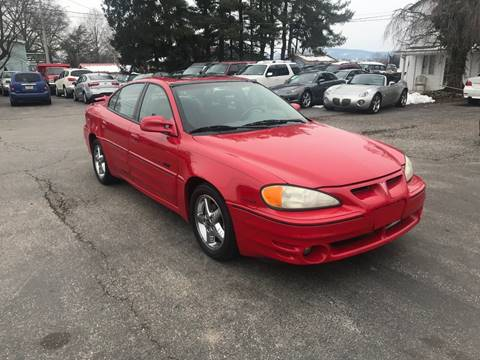 2001 Pontiac Grand Am for sale in Dover, PA