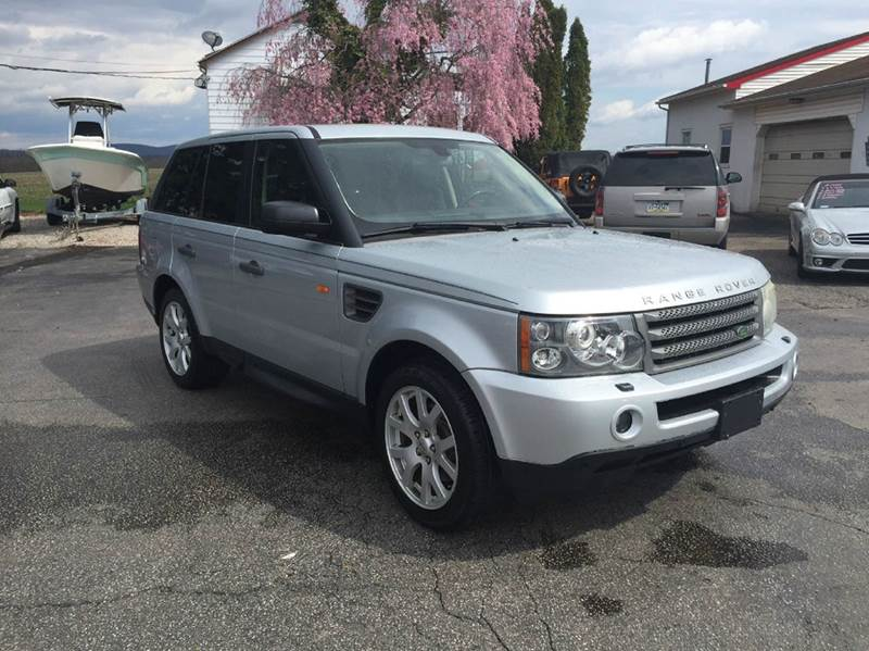 2007 Land Rover Range Rover Sport HSE 4dr SUV 4WD - Dover PA
