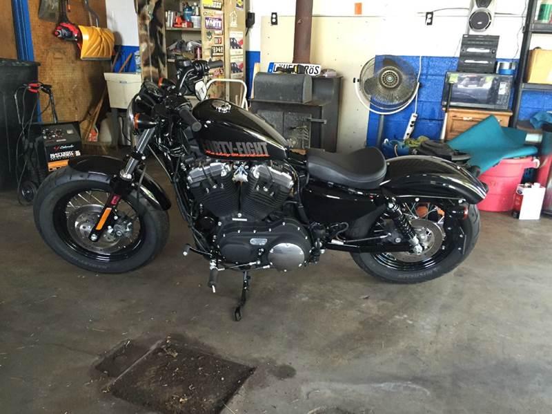 2013 Harley-Davidson Sportster 48  - Dover PA