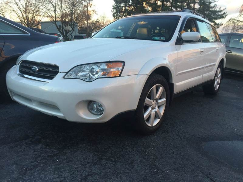 2006 Subaru Outback AWD 2.5i Limited 4dr Wagon (2.5L H4 5M) - Dover PA