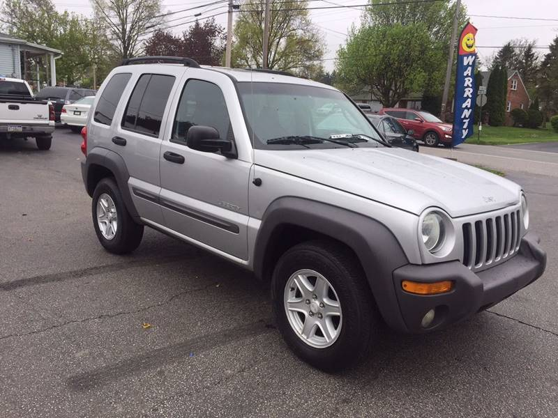 2004 Jeep Liberty 4dr Sport 4WD SUV - Dover PA